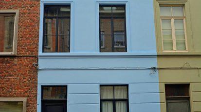 Renovatie gevel in opdracht van Sfinxbouw (www.sfinx.be)