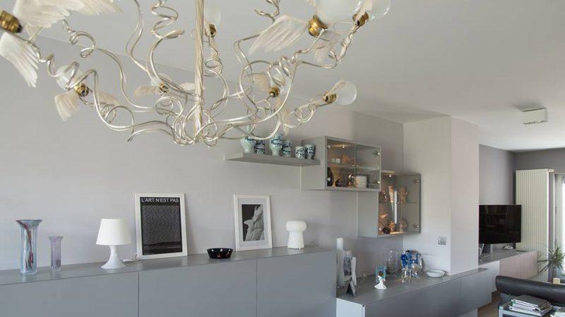 Schilderwerken appartement in opdracht van Sfinxbouw (www.sfinx.be)